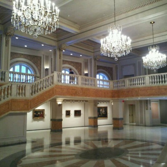 Photo taken at National Museum of Women in the Arts by Ashley S. on 1/6/2012