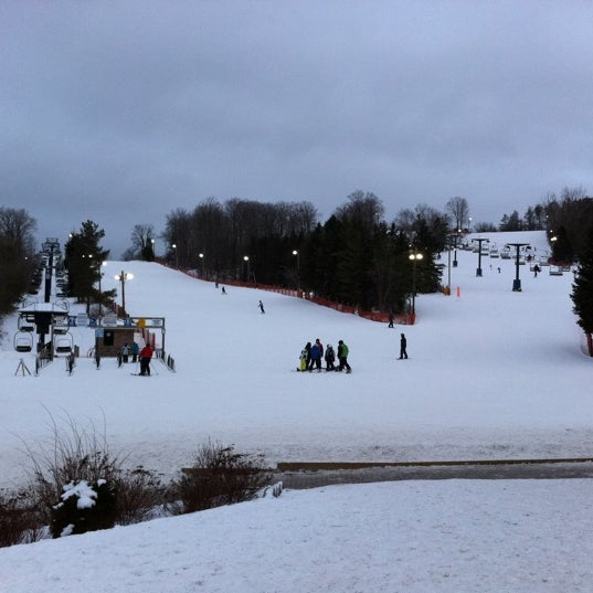 Photo taken at Chicopee Ski & Summer Resort by Carlos S. on 1/11/2011