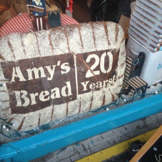 Foto tomada en Amy's Bread por Garrett P. el 6/24/2012