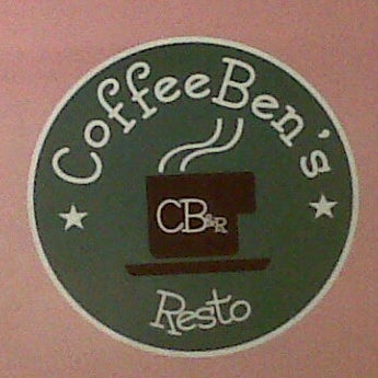 Photo taken at CoffeeBen's & Resto by San S. on 11/12/2011