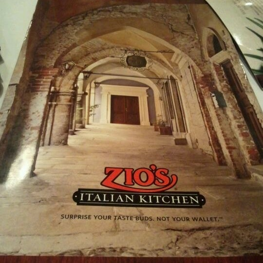 photo taken at zios italian kitchen by maggie i on 5 - Zios Italian Kitchen