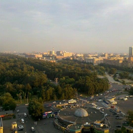 Снимок сделан в Измайлово «Альфа» пользователем Alexander S. 7/11/2012