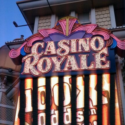 $3 craps casino royale