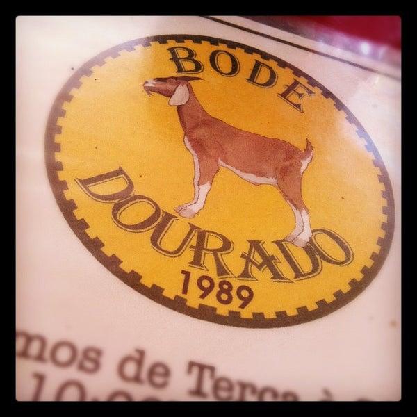 Photo taken at Bode Dourado by Robert M. on 3/20/2012