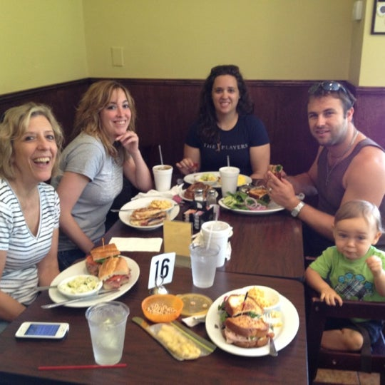 Photo taken at Village Bread Cafe by Lindsay M. on 5/19/2012