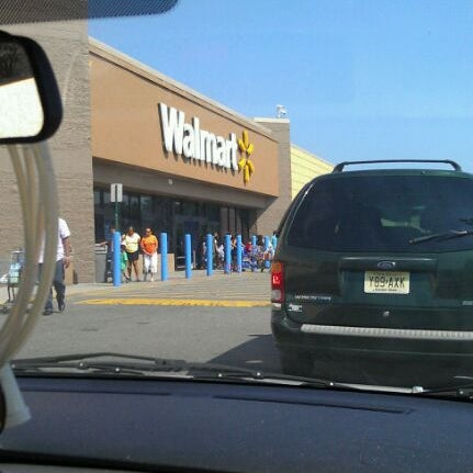 Photo taken at Walmart by Max R. on 8/20/2011