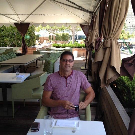 Photo taken at Morimoto Waikiki by Cheryl P. on 6/27/2012