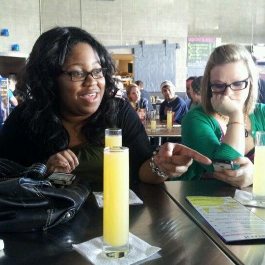 Photo taken at Lush Food Bar by Dennis J. on 3/4/2012