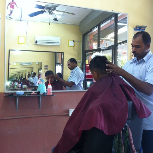 Big boss hair cut salon barbershop in mentakab - Barber vs hair salon ...