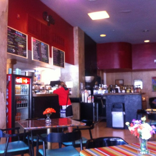 Th Street Coffee House Wichita Falls