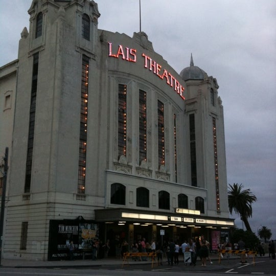 Photo taken at Palais Theatre by Diesse on 2/1/2011