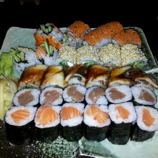 Photo taken at SushiCo by Engin A. on 6/27/2012