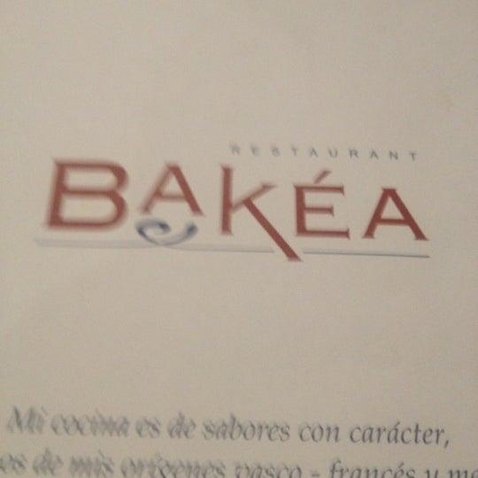 Foto tomada en Bakea por Carlos B. el 6/24/2012