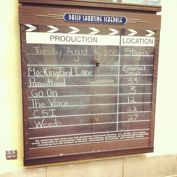 Photos at Guest Services / Will Call - Universal Studios Hollywood ...