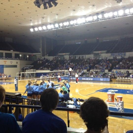 Photo taken at Memorial Coliseum by Ashton on 8/24/2012