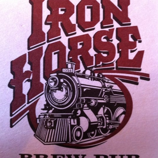 Photo taken at Iron Horse Brew Pub by Greg H. on 12/31/2010