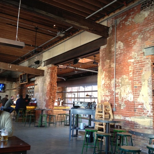 Photo taken at Frankford Hall by Alicia on 1/15/2012