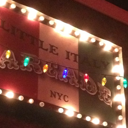 Photo taken at Toby's Original Little Italy Pizza by Ren W. on 5/13/2012