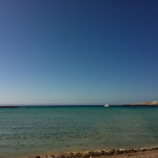 Photo taken at Playa Pichilingue by Sazones O. on 11/9/2011