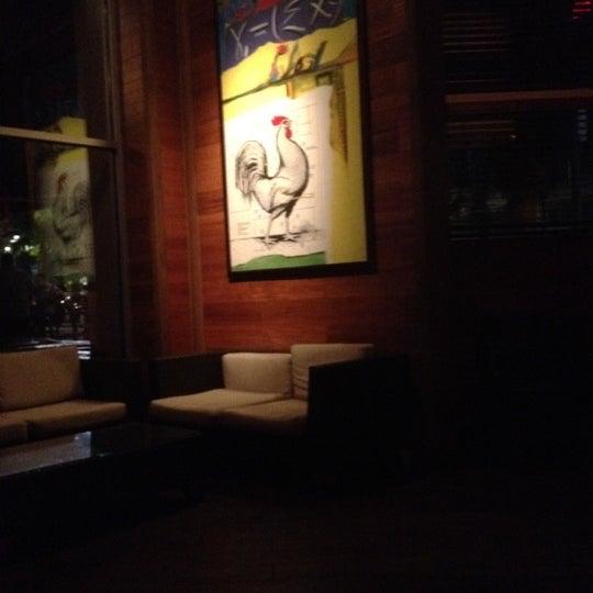 Photo taken at Primebar by Tonya P. on 5/13/2012