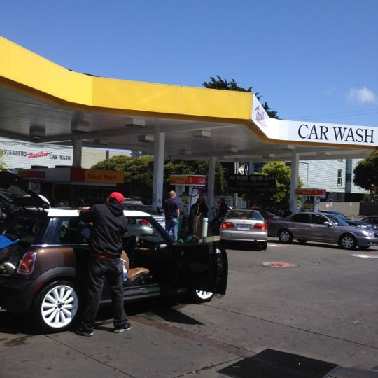 Touchless Car Wash San Francisco