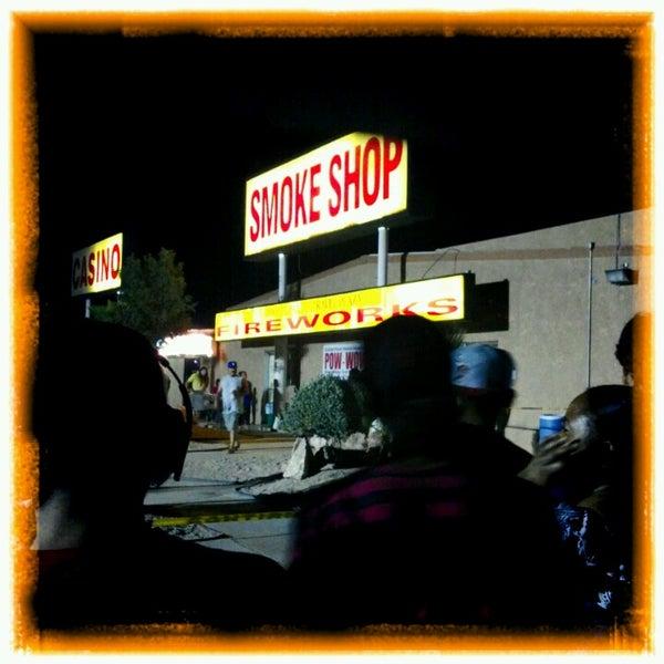 Photo taken at Moapa Paiute Travel Plaza / Chevon Gas by Jimmie B. on 7/4/2012