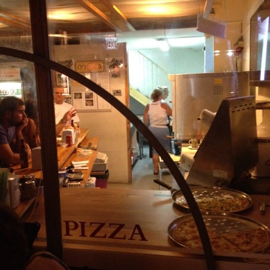 Photo taken at Giuseppe Pizza by Nessy K. on 8/11/2012