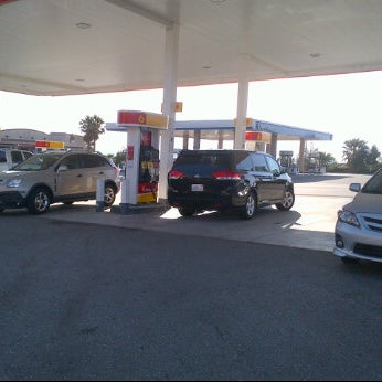 Photo taken at Shell by Harmony Heart on 7/11/2012