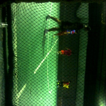 Photo taken at Anis & Eisya Danau Futsal by Dikl F. on 3/21/2012