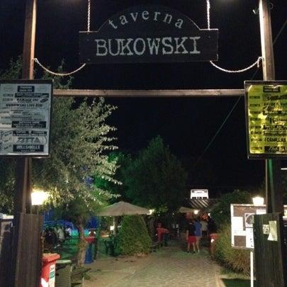 Photo taken at Taverna Bukowski by Francesco A. on 7/27/2012