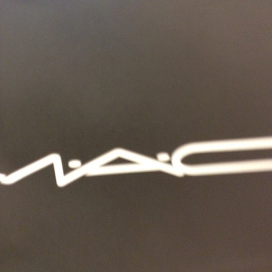 Photo taken at MAC Cosmetics by Fieza_Ismail on 6/25/2012