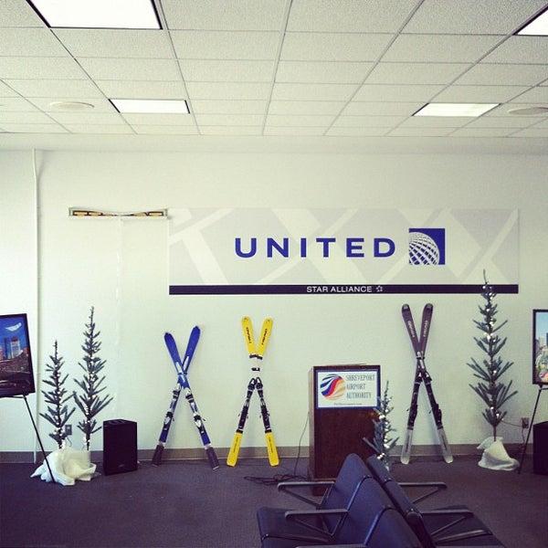 Photo taken at Shreveport Regional Airport (SHV) by Mark C. on 8/28/2012