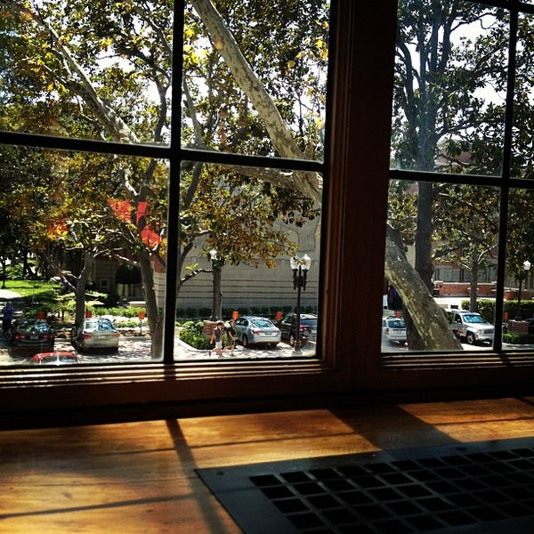 Photo taken at Doheny Memorial Library (DML) by Chia-Ling L. on 8/21/2012