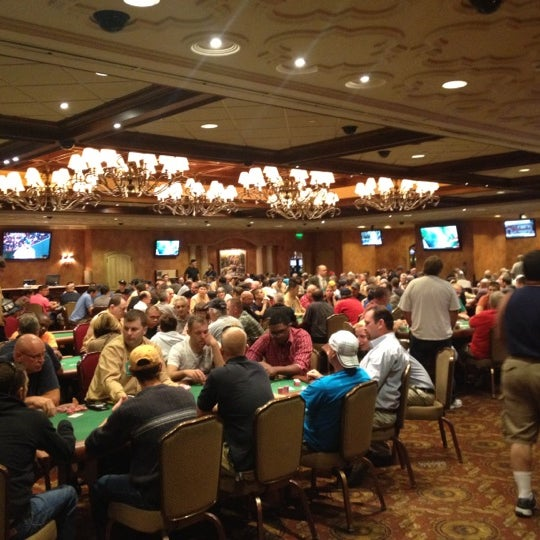 Turning Stone Poker Room