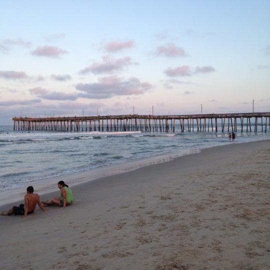 Virginia beach fishing pier oceanfront 14th st for Fishing virginia beach