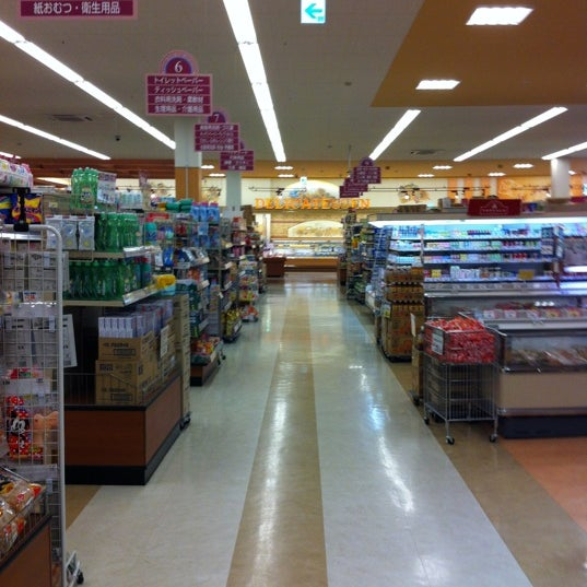 Photo taken at ベルク 東所沢店 by dicek on 3/29/2012