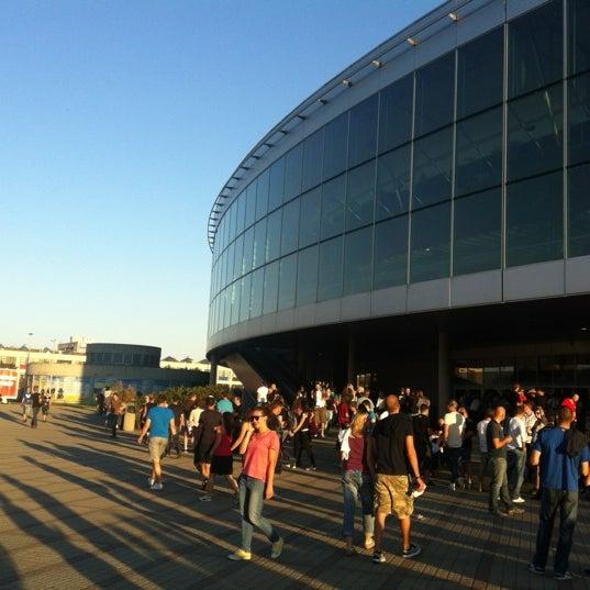 Photo taken at O2 arena by Pavol J. on 8/15/2012