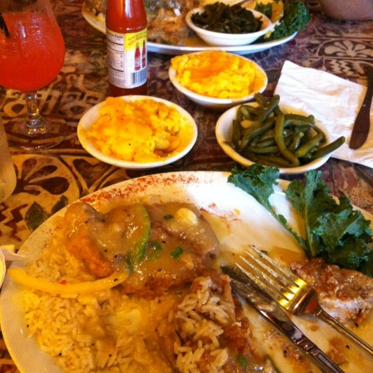 Folks Southern Kitchen: Carolina Kitchen Bar & Grill