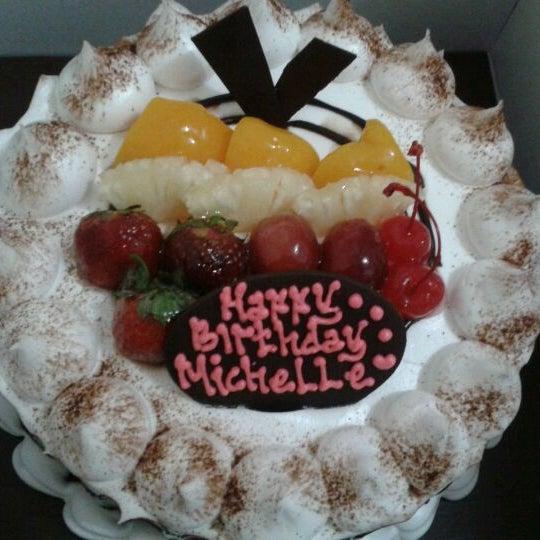 Birthday Cake Yang Enak Di Medan