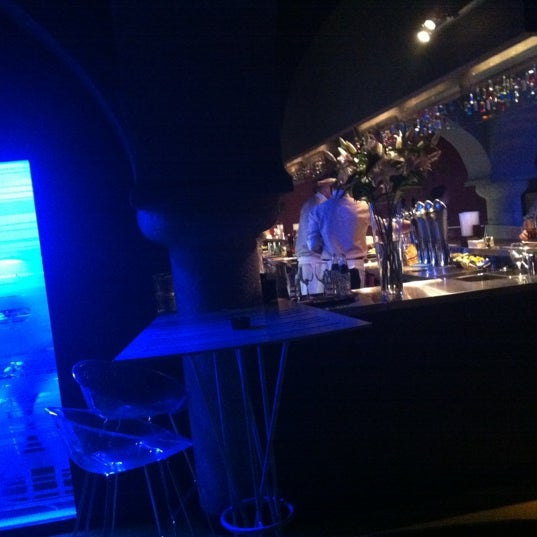 Снимок сделан в Music Bar Phenomen пользователем Petr K. 3/17/2012