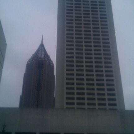 Photo taken at AT&T Tower by Bruce D. on 5/9/2012