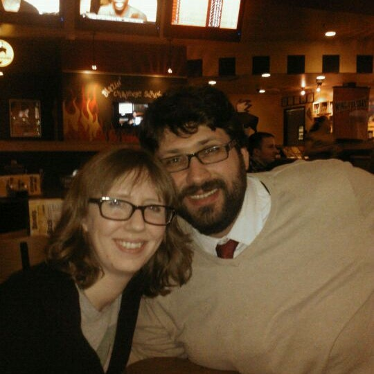 Photo taken at Buffalo Wild Wings by Ralph P. on 2/21/2012