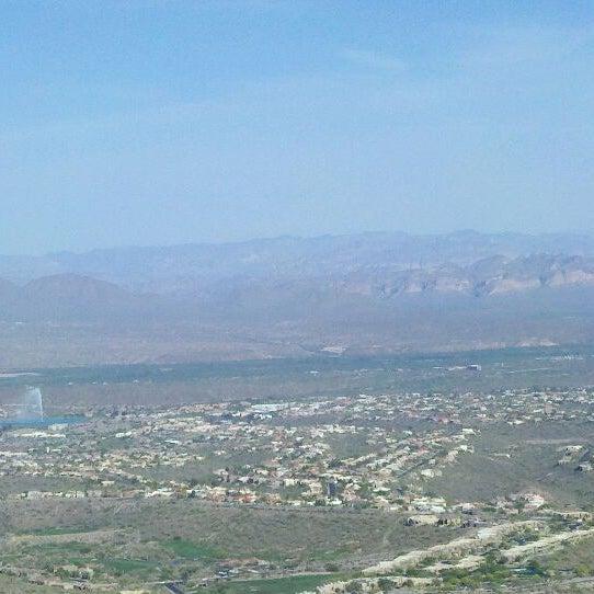 Photo taken at Sunrise Peak by Chris R. on 4/12/2012