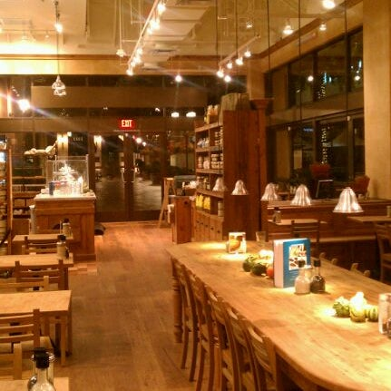 Photo taken at Le Pain Quotidien by Brett V. on 11/21/2011