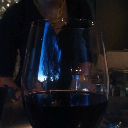 Photo taken at Timo Wine Bar by soul4real on 1/11/2012