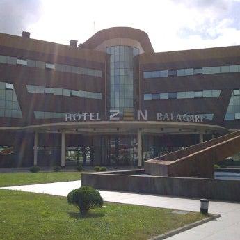 Foto tomada en Hotel Spa Zen Balagares por Lucia G. el 8/18/2011