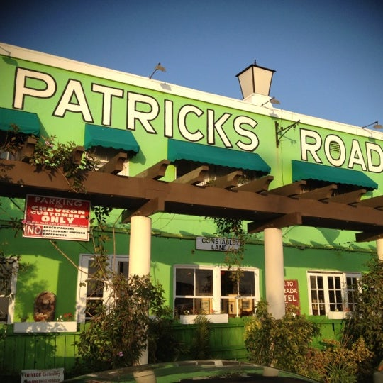Photo taken at Patrick's Roadhouse by Chris G. on 2/21/2012