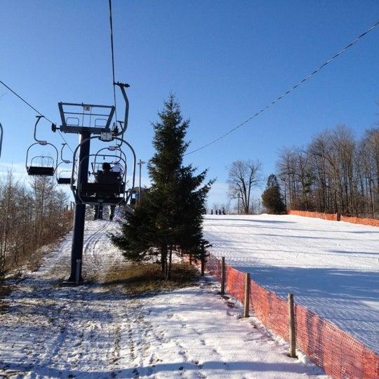 Photo taken at Chicopee Ski & Summer Resort by Jim Cem U. on 1/9/2012