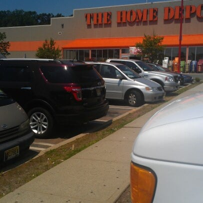 Photo Taken At The Home Depot By Kenya N On 7 1 2012