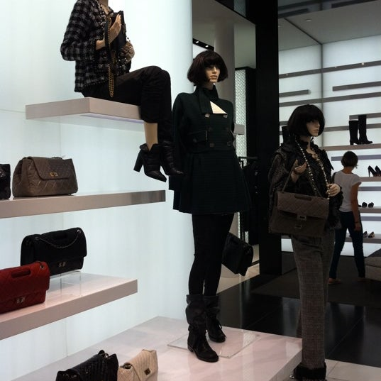 Photo taken at CHANEL by Shironeko :. on 9/24/2011